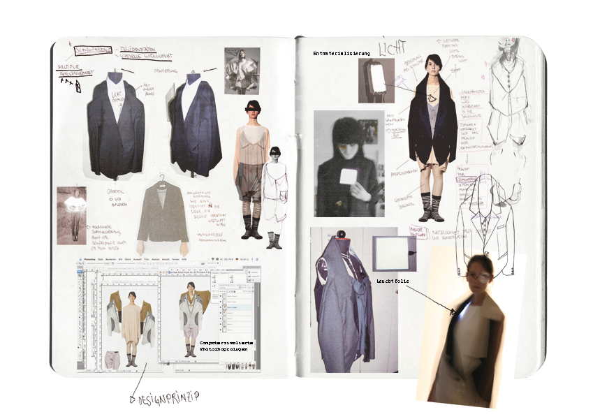 Dissertation fashion design